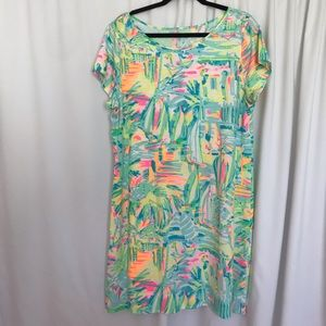 NWOT Lilly Pulitzer XL dress 💕